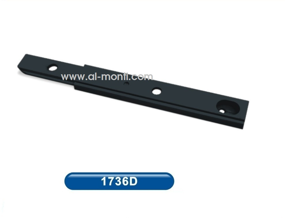 www.al-monti.com Aluminum Latch lock Series